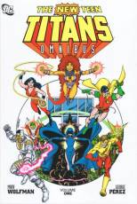 Couverture de l'album THE NEW TEEN TITANS OMNIBUS Tome #1 Volume 1