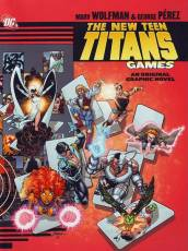 Couverture de l'album NEW TEEN TITANS (THE) Games