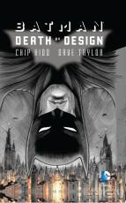 Couverture de l'album BATMAN, DEATH BY DESIGN Batman, death by design