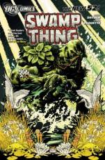 Couverture de l'album SWAMP THING (THE NEW 52) Tome #1 Raise them bones