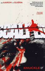 Couverture de l'album SCALPED Tome #9 Knuckle up