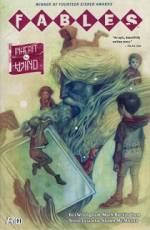 Couverture de l'album FABLES (VO) Tome #17 Inherit the wind