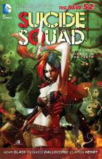 Couverture de l'album SUICIDE SQUAD (V.O.) Tome #1 Kicked in the teeth