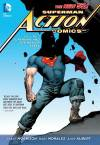 Couverture de l'album ACTION COMICS Tome #1 Superman and the Men of Steel