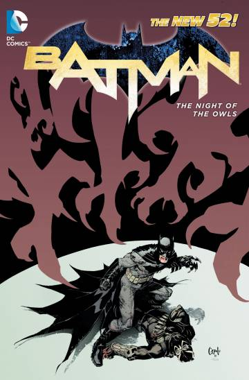 Couverture de l'album BATMAN Night of the owls