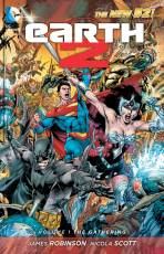 Couverture de l'album EARTH 2 Tome #1 The Gathering (vo)