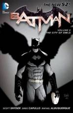 Couverture de l'album BATMAN Tome #2 The City of Owls