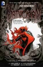 Couverture de l'album BATWOMAN (VO) Tome #2 To Drown the World