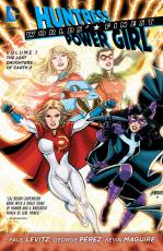 Couverture de l'album WORLD'S FINEST (VO) Tome #1 The Lost Daughters of Earth 2