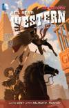 bande-dessinée, ALL STAR WESTERN #2, War of Lords and Owls