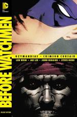 Couverture de l'album BEFORE WATCHMEN: OZYMANDIAS/CRIMSON CORSAIR Deluxe Edition