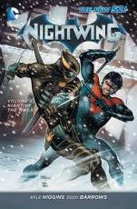 Couverture de l'album NIGHTWING Tome #2 Night of the owls