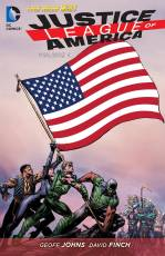 Couverture de l'album JUSTICE LEAGUE OF AMERICA  (THE NEW 52!) Tome #1 Volume 1 : World's Most Dangerous