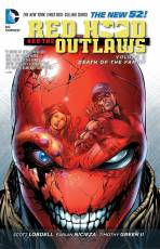 Couverture de l'album RED HOOD AND THE OUTLAWS Tome #3 Death of the family