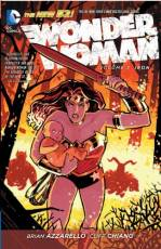 Couverture de l'album WONDER WOMAN Tome #3 Iron