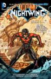 bande-dessinée, NIGHTWING #4, Second City