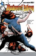 Couverture de l'album ANIMAL MAN Tome #4 Splinter Species