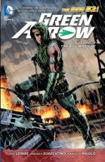 Couverture de l'album GREEN ARROW (NEW 52) (VO) Tome #4 The Kill Machine