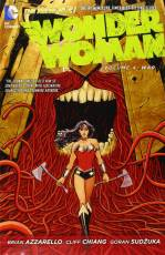 Couverture de l'album WONDER WOMAN Tome #4 War