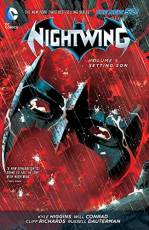 Couverture de l'album NIGHTWING Tome #5 Setting Son