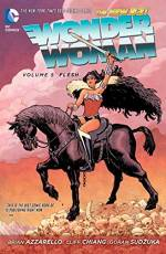 Couverture de l'album WONDER WOMAN Tome #5 Flesh