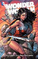 Couverture de l'album WONDER WOMAN Tome #7 War torn