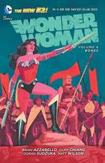 Couverture de l'album WONDER WOMAN Tome #6 Bones