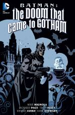 Couverture de l'album BATMAN : THE DOOM THAT CAME TO GOTHAM Batman : The Doom that came to Gotham