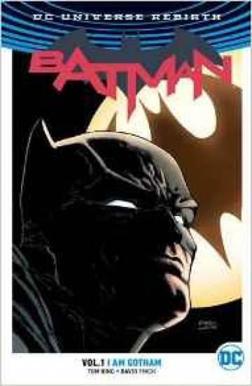 Couverture de l'album  BATMAN Tome #1 I am Gotham