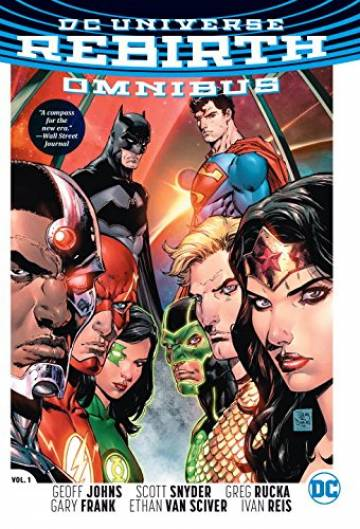 Couverture de l'album JUSTICE LEAGUE (DC UNIVERSE REBIRTH) Tome #1 The Extinction Machines
