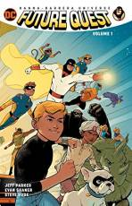 Couverture de l'album FUTURE QUEST (VO) Tome #1 Volume 1