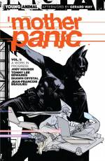 Couverture de l'album MOTHER PANIC (VO) Tome #1 A work in progress