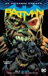 Couverture de l'album  BATMAN Tome #3 I am Bane