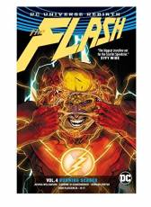 Couverture de l'album THE FLASH (DC UNIVERSE REBIRTH) Tome #4 Running Scared