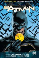 Couverture de l'album BATMAN/THE FLASH : THE BUTTON The Button Deluxe Edition