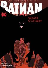 Couverture de l'album BATMAN CREATURE OF THE NIGHT Creature of the night