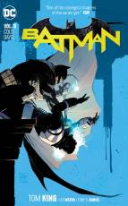 Couverture de l'album  BATMAN Tome #8 Cold Days