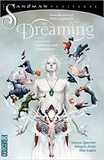 Couverture de l'album THE DREAMING Tome #1 Pathways and Emanations