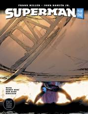 Couverture de l'album SUPERMAN YEAR ONE Superman Year One