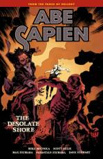 Couverture de l'album ABE SAPIEN Tome #8 The Desolate Shore