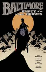 Couverture de l'album BALTIMORE Tome #7 Empty Graves