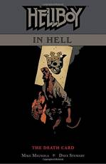 Couverture de l'album HELLBOY IN HELL Tome #2 Death Card