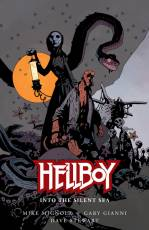 Couverture de l'album HELLBOY Into the Silent Sea