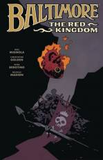 Couverture de l'album BALTIMORE Tome #8 The Red Kingdom