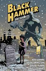 Couverture de l'album BLACK HAMMER (VO) Tome #2 The events