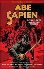 Couverture de l'album ABE SAPIEN Tome #9 Lost Lives and other stories