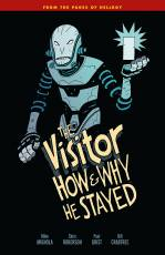 Couverture de l'album THE VISITOR : HOW AND WHY HE STAYED The Visitor : how and why he stayed (OK Aub)