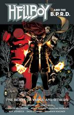 Couverture de l'album HELLBOY AND THE B.P.R.D. The Beast of Vargu and others stories