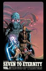 Couverture de l'album SEVEN TO ETERNITY (VO) Tome #1 The god of Whispers