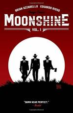 Couverture de l'album MOONSHINE (VO) Tome #1 Volume 1